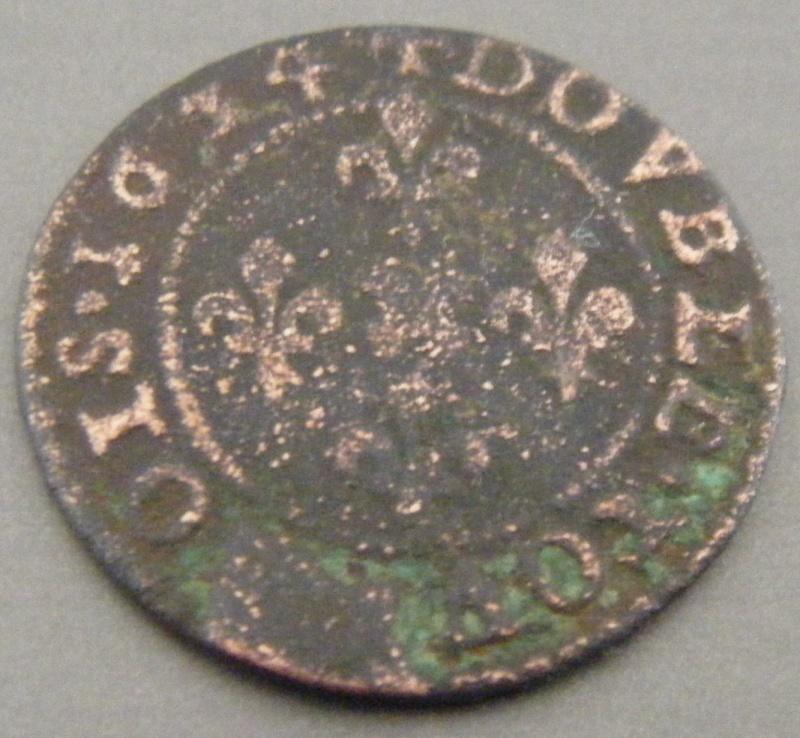 Double Tournois - Cugnon - Jean-Théodore - 1634 Dscf0217