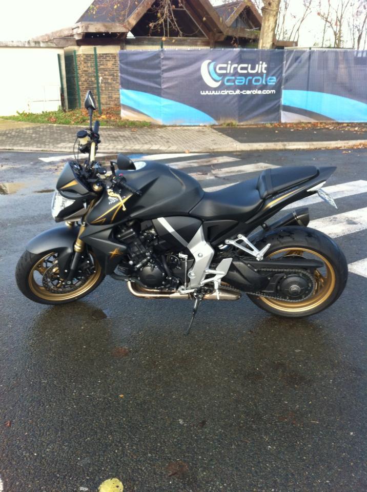 Vend CB 1000R Noir / Or  54297910
