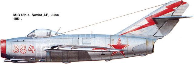 MIG-15 bis Fagot-B Ussrmi10