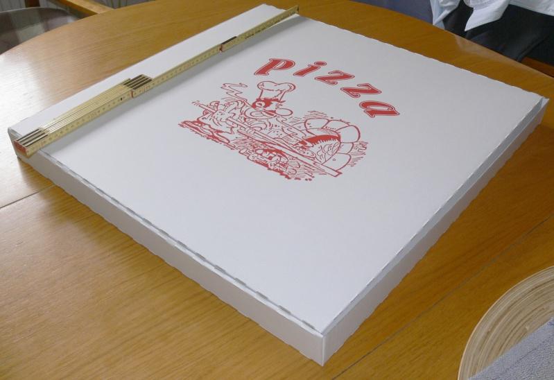Ich nehme an einer Challenge teil • mal heiter - mal nüchtern mit Baubericht Pizzab12