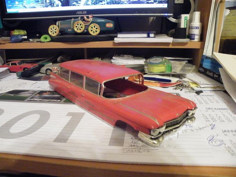 Cadillac Eldorado Miller Meteor Break 1959 (Finie) Cadill10