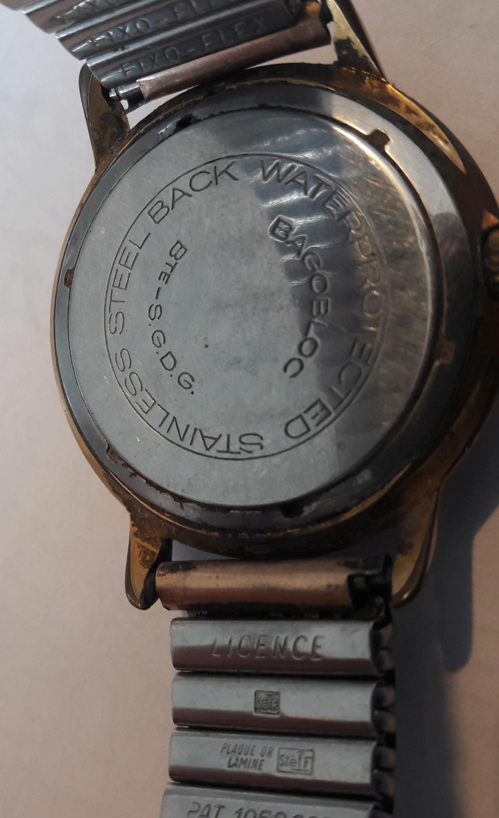 ZENITH -  [Postez ICI les demandes d'IDENTIFICATION et RENSEIGNEMENTS de vos montres] - Page 5 20190310