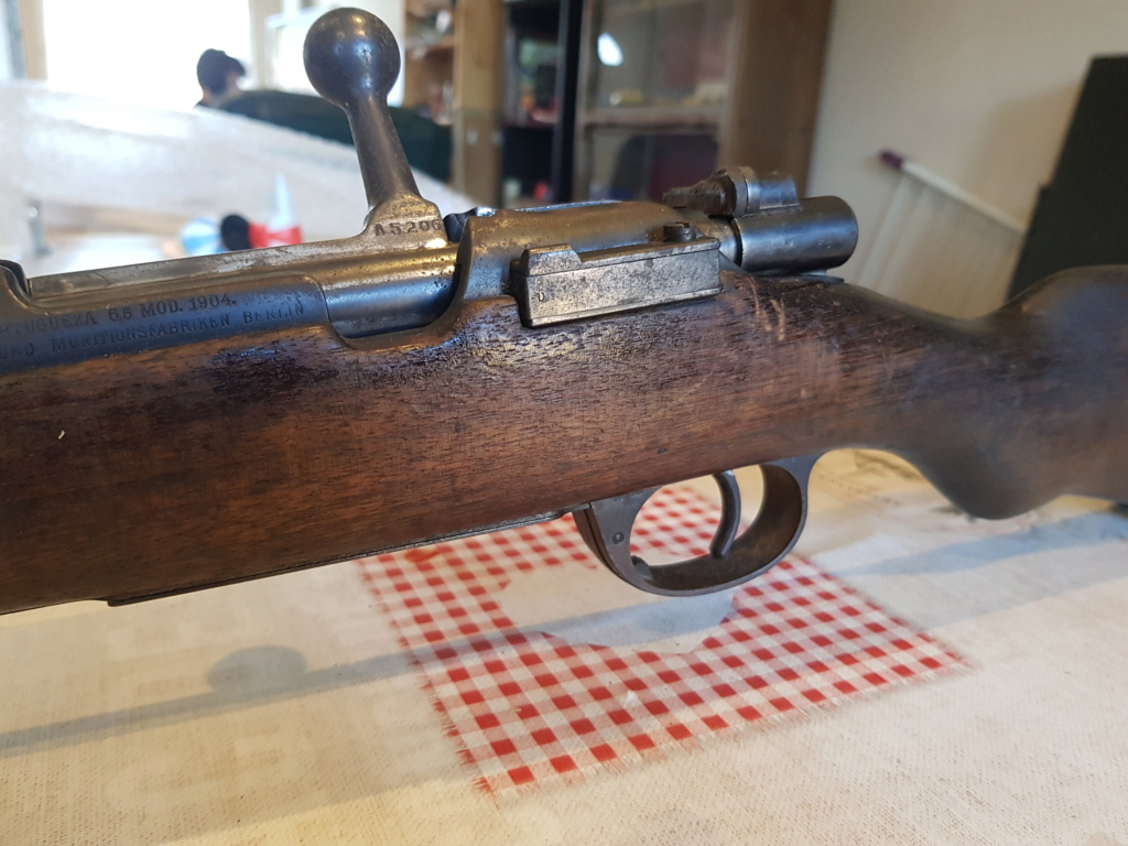 Mauser chilien 20191210