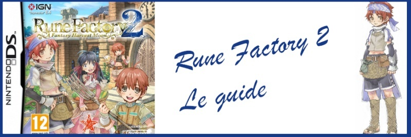 Rune Factory : A Fantasy Harvest Moon Guide_10