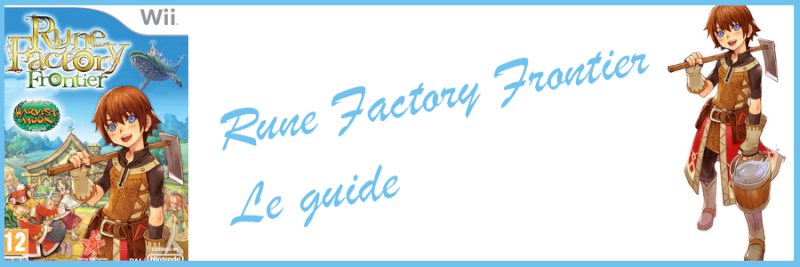 Rune Factory : A Fantasy Harvest Moon Guide_11