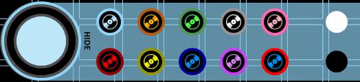 GAME GRID (Rainmeter Skin) Color_10