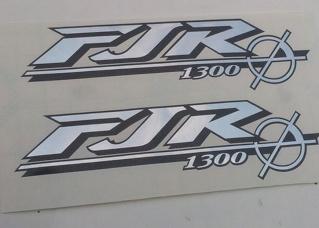stickers GTS 1000, planche d'autocollant complète Sticke11