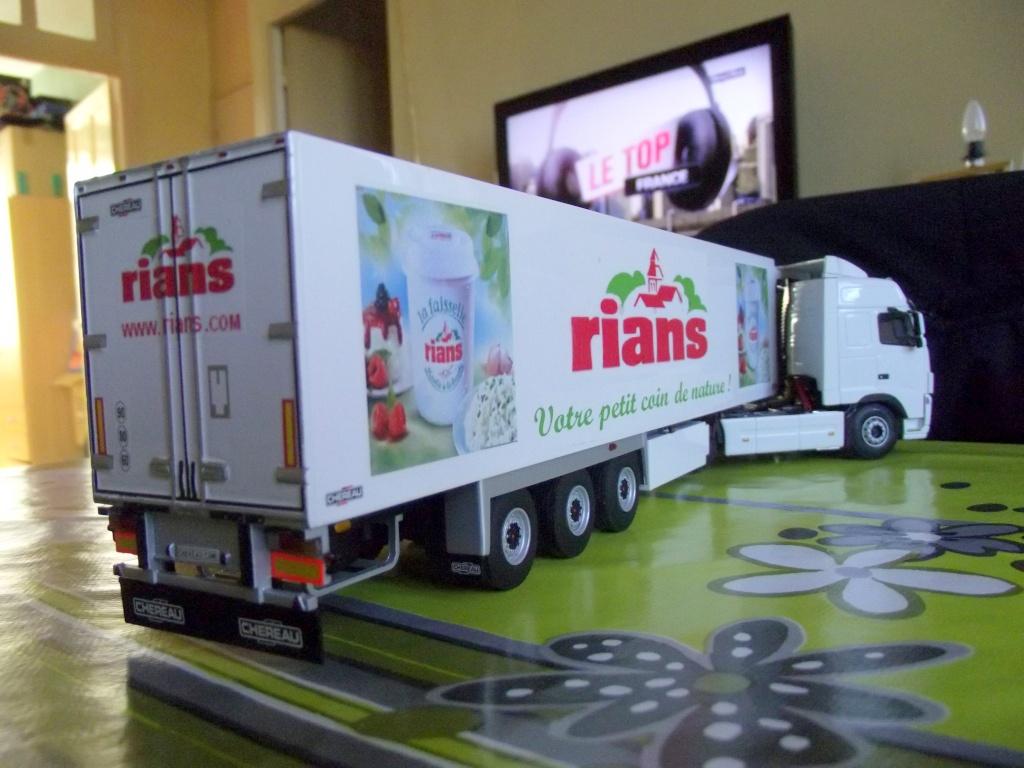 Miniatures camions 1/50 et 1/43 de David 36. Volvo_34