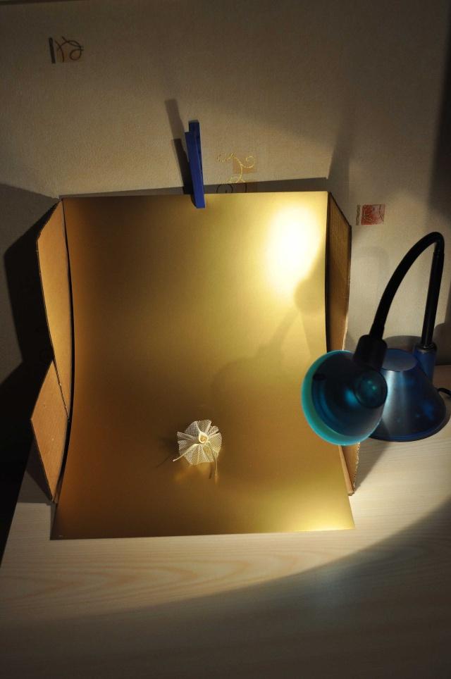 Mini studio photo  ou boite à lumière (réalisation) Aclair10