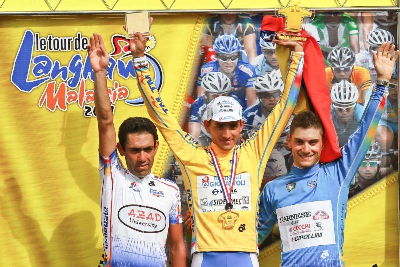TOUR DU LANGKAWI --Malaisie-- 23.01 au 01.02.2011 Winner11