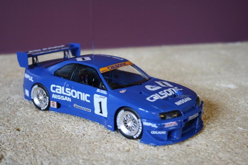 Nissan Skyline Calsonic GT-T 1993 1/24 Tamiya Img_9311
