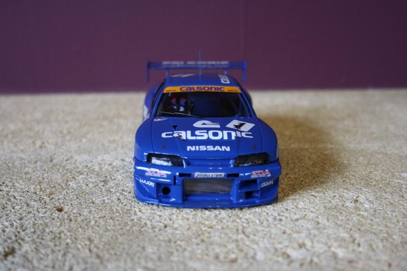 Nissan Skyline Calsonic GT-T 1993 1/24 Tamiya Img_9312