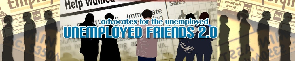 Unemployed Friends 2.0 Logo311
