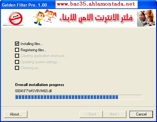 برنامج صغير لكنه عملاق في حجب المواقع الإباحية Golden Filter Pro (يدعم اللغة العربية) 6_bmp14
