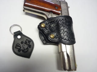 """HOLSTERS"""" PADDLE"""" by SLYE P1120346"""