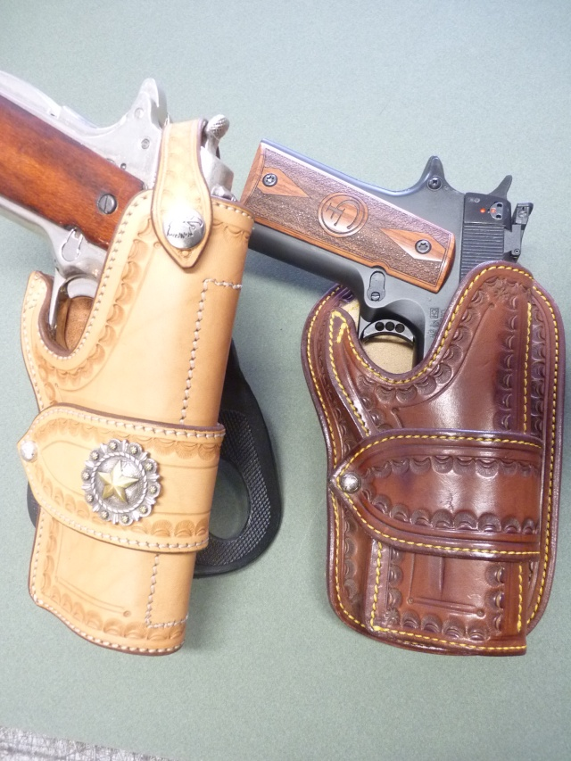 """HOLSTERS"""" PADDLE"""" by SLYE P1120440"""