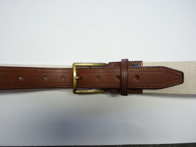 CANVAS BELT & RANGER'S HOLSTER by SLYE P1120814