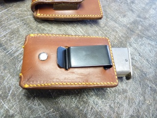 CANVAS BELT & RANGER'S HOLSTER by SLYE P1120818
