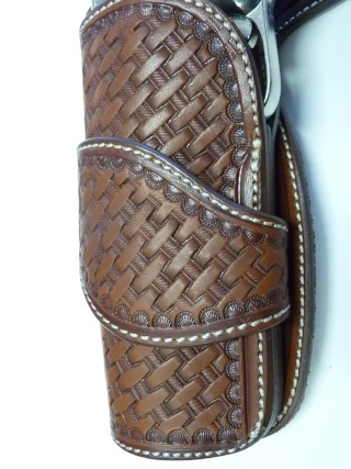 CANVAS BELT & RANGER'S HOLSTER by SLYE P1120821