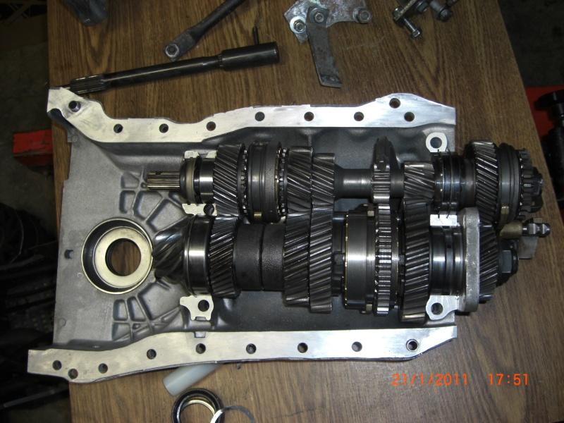 Lancement de la Restauration d'une Turbo... - Page 6 Cimg1710