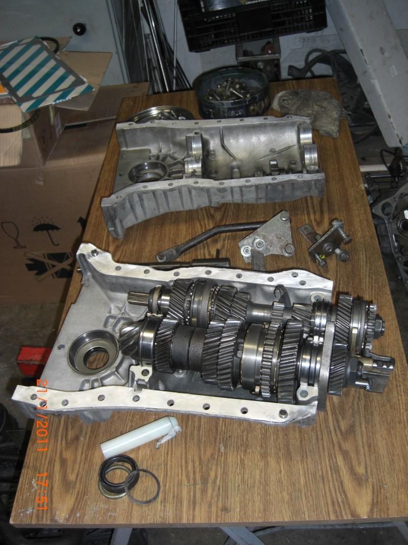 Lancement de la Restauration d'une Turbo... - Page 6 Cimg1711