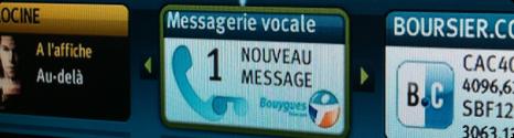 M@ TV sort son Widget: Messagerie Vocale 12977210