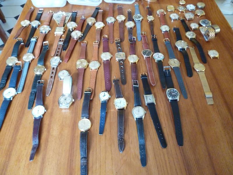 La caverne d'Ali Baba : Atelier et collection d'un passionné autodidacte réparant les montres! Photos40
