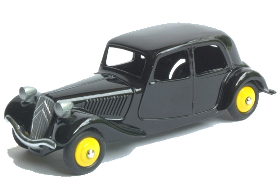 Dinky Toys réédition: Citroën 11 BL, réf. 24N Atlas_12