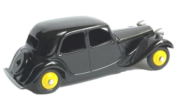Dinky Toys réédition: Citroën 11 BL, réf. 24N Atlas_13