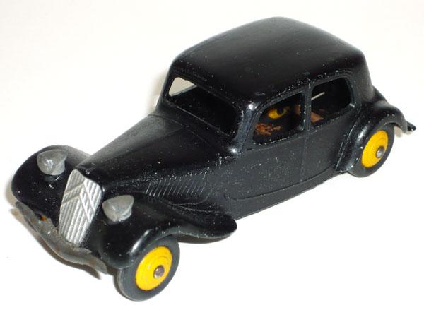 Dinky Toys réédition: Citroën 11 BL, réf. 24N Dt49_n11