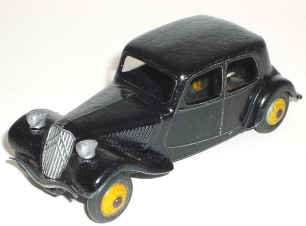 Dinky Toys réédition: Citroën 11 BL, réf. 24N Dt49_n12