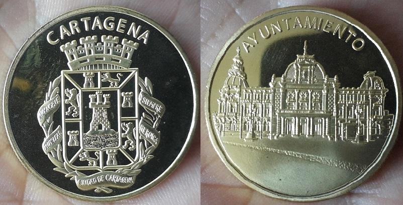 Médailles Espagnoles Ccarta11