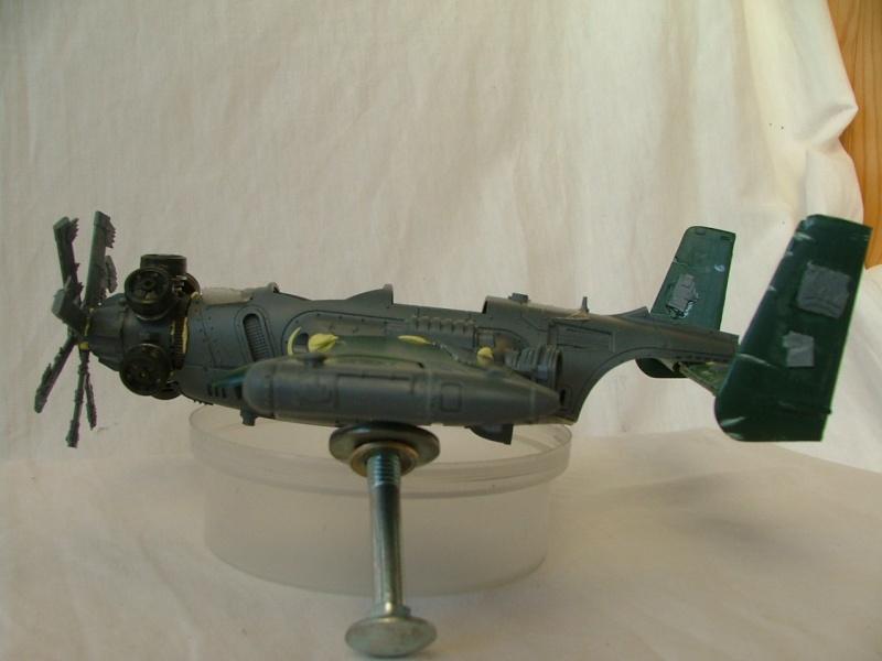 Un autre engin volant Ork Dscf0815