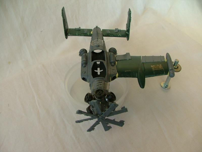 Un autre engin volant Ork Dscf0817