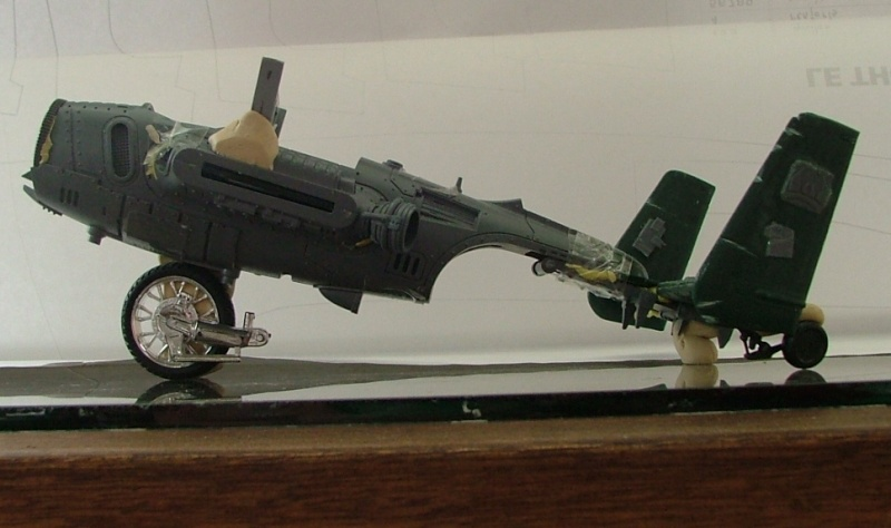 Bomba ORK essai de conversion Dscf0820