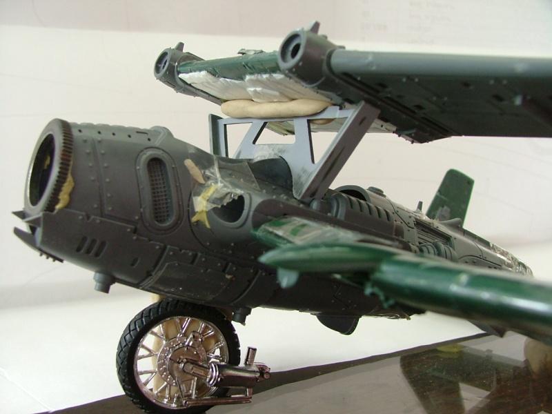 Bomba ORK essai de conversion Dscf0821