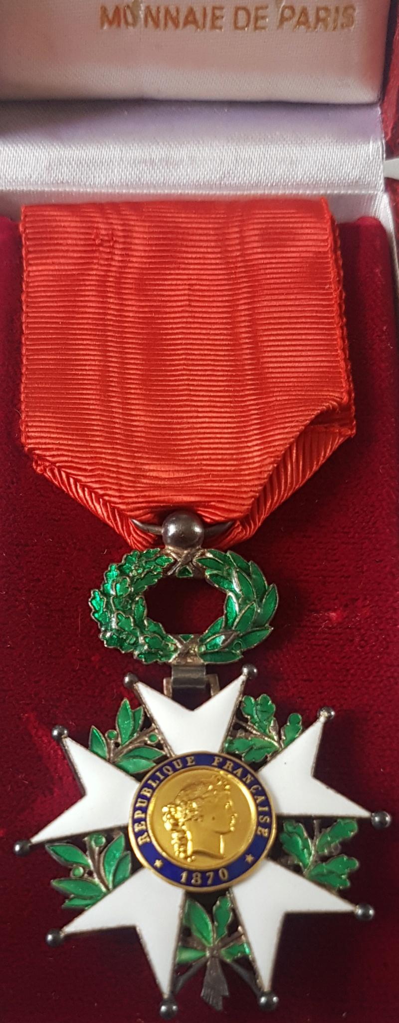 Légion d honneur 3° république 20201025
