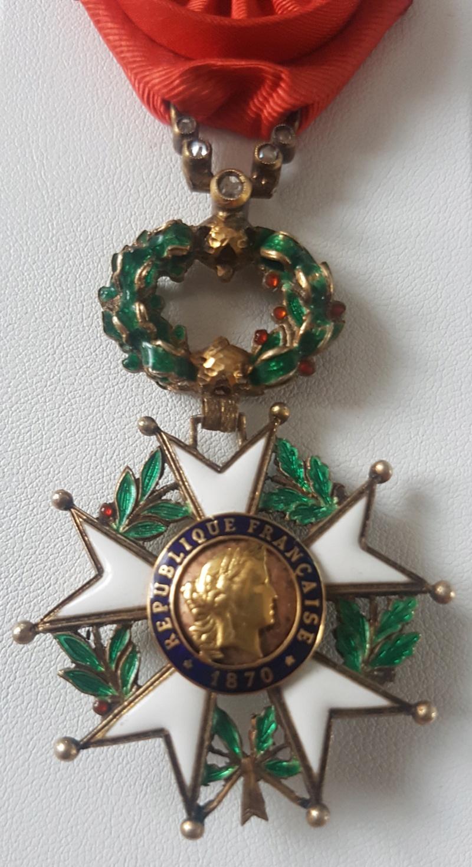 Légion d honneur 3° république 20201027