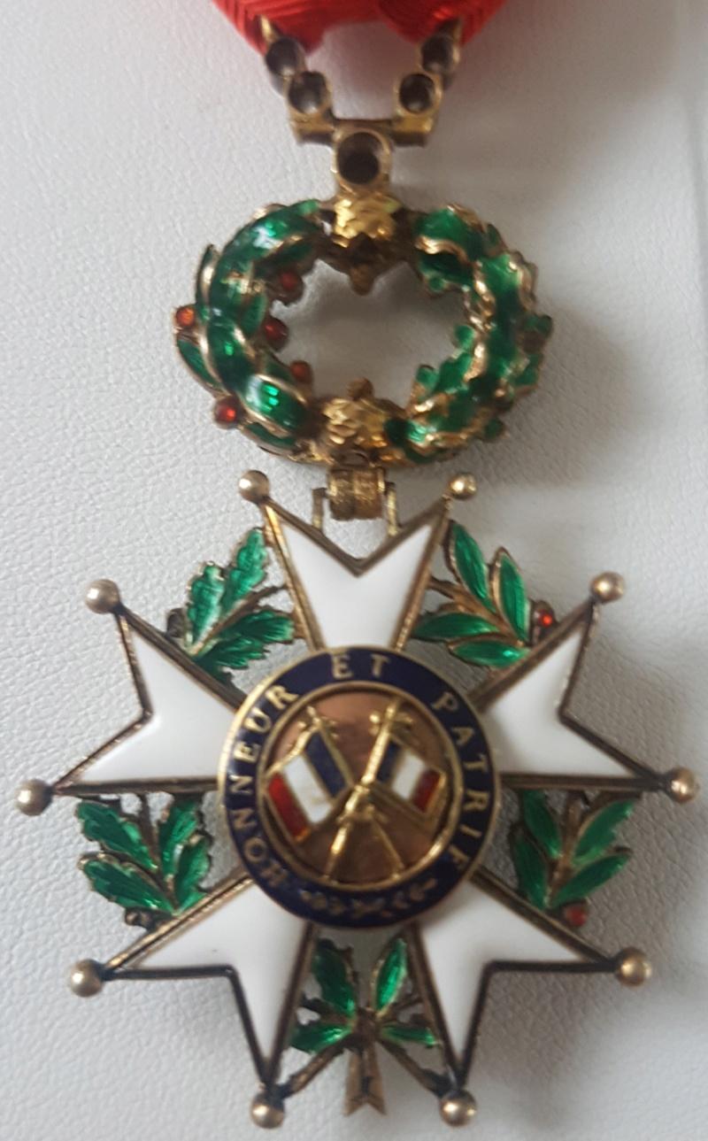Légion d honneur 3° république 20201028