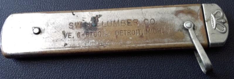couteau de poche US a identifier Win_1515