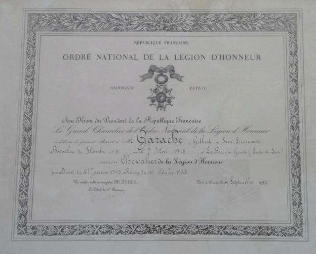 lieutenant Gilbert Garache, compagnon de la libération Win_1612