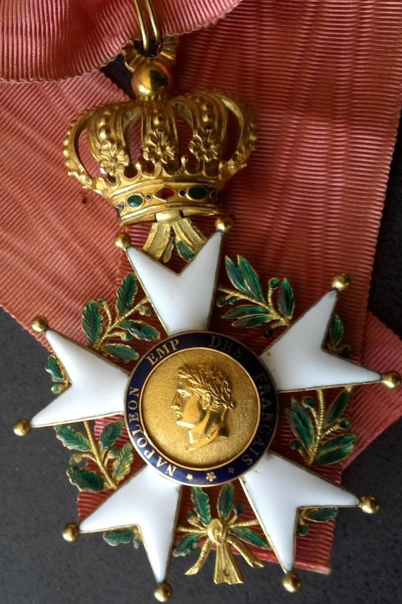 réduction légion d'honneur 1er empire ou présidence? Win_1848