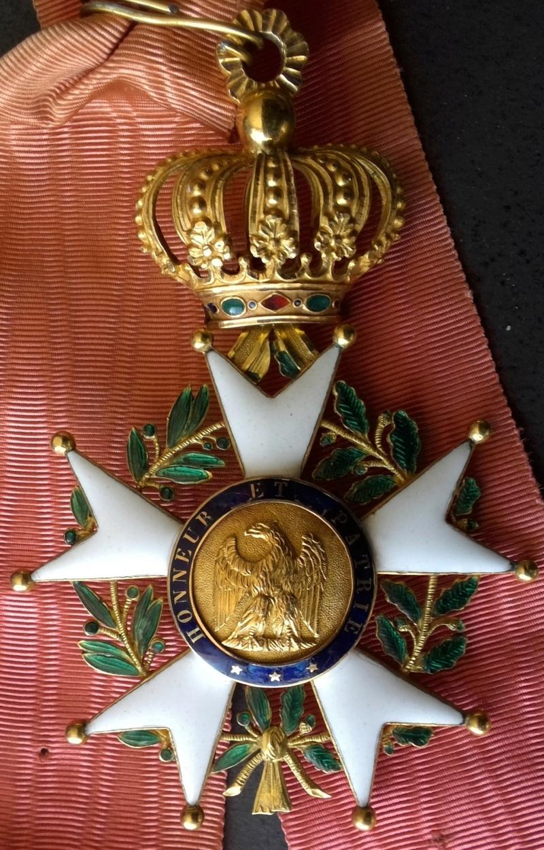 réduction légion d'honneur 1er empire ou présidence? Win_1849