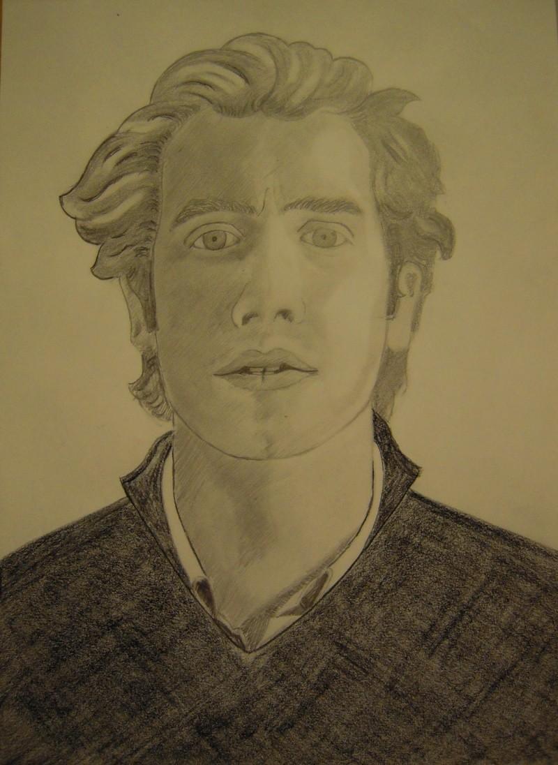 Autoportrait @rnaud Dscn1512