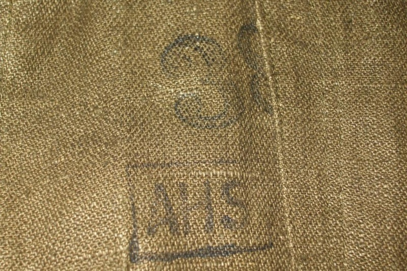 """Drell-Jacke"" d'une ""Adolf Hitler Schule"" (1936-1945) Ahs6-110"