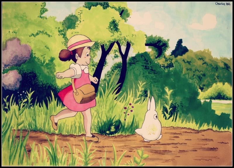 Mini Concours: Ghibli Totoro12