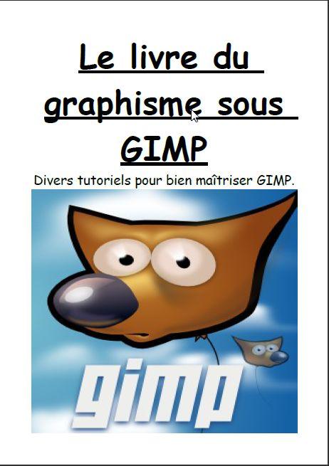 Le livre du graphisme sous GIMP Captur10