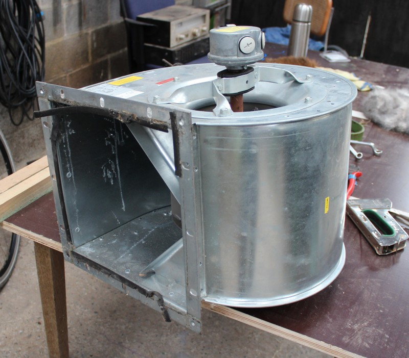 moteur et variateur Ventil12
