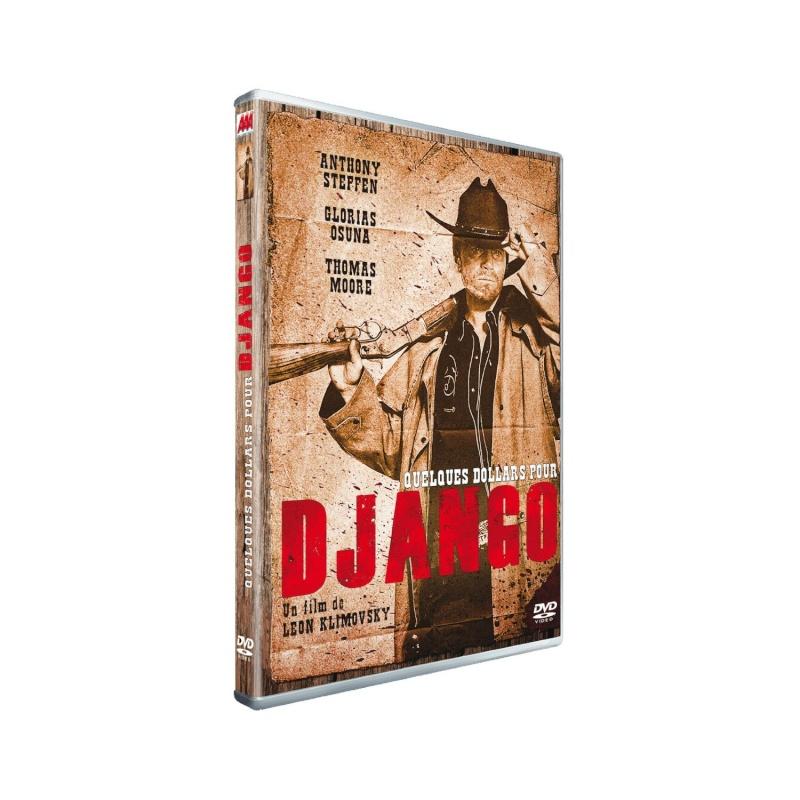 Quelques Dollars pour Django - Pochi dollari per Django  - 1966 - Leon Klimosky 913dkp11