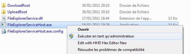 [TUTO]Advanced Explorer : tranférez vos fichiers PC <=> Tel / Modifier le registre 1110